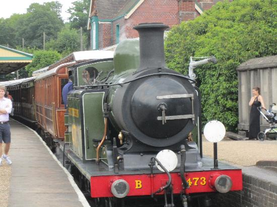 Bluebell Railway: Back in time