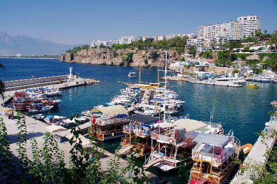 Kaleici: The old port