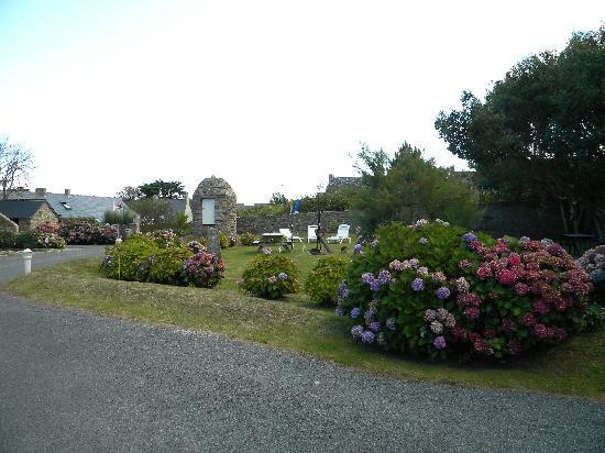 Hotel du Cap: giardino