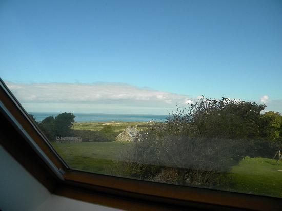 Hotel du Cap: vista finestra lato mare