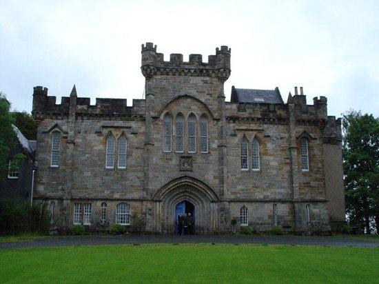 Kilmarnock, UK: Craufurdland Castle