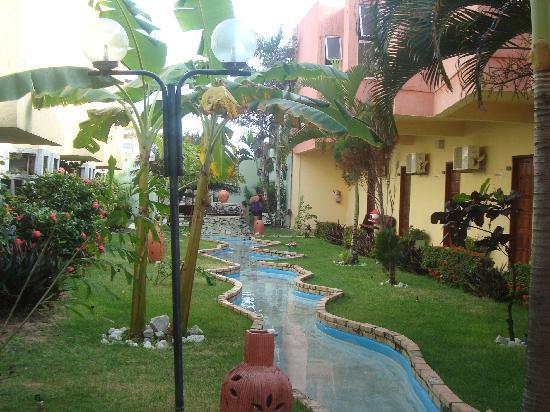 Marbello Ariau Hotel: o jardim maravilhoso do hotel