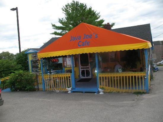Java Joe's Cafe: Exterior front view