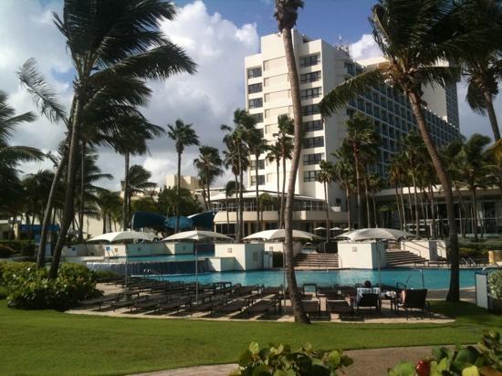 Caribe Hilton San Juan: beautiful