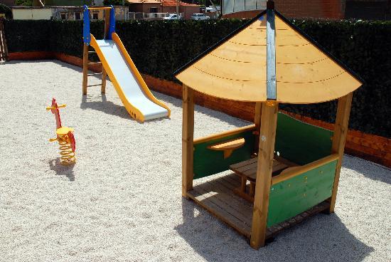 Il Moro: Area giochi per bambini