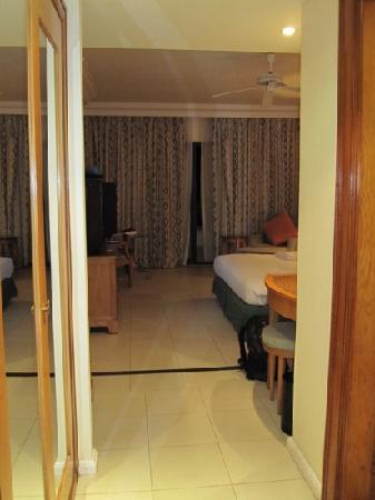 Hyatt Regency Sharm El Sheikh Resort: standard double room