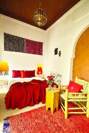 Riad Dar Binebine: chambre2