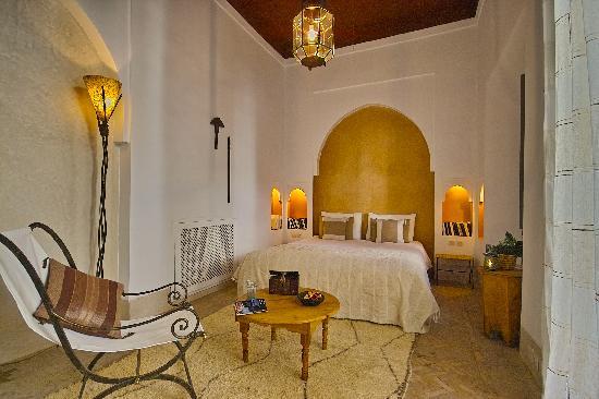 Riad Dar Binebine: chambre4