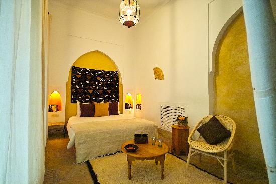 Riad Dar Binebine: chambre3