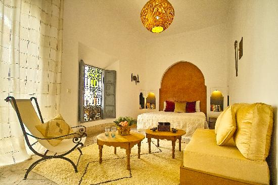 Riad Dar Binebine: chambre5