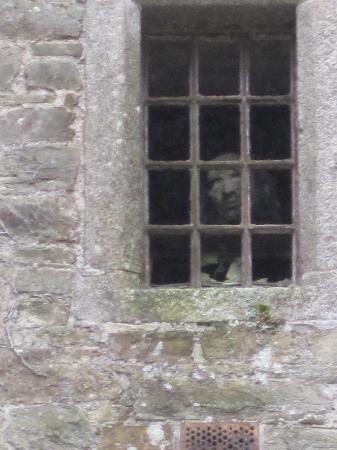 Bodmin Jail: outside looking in