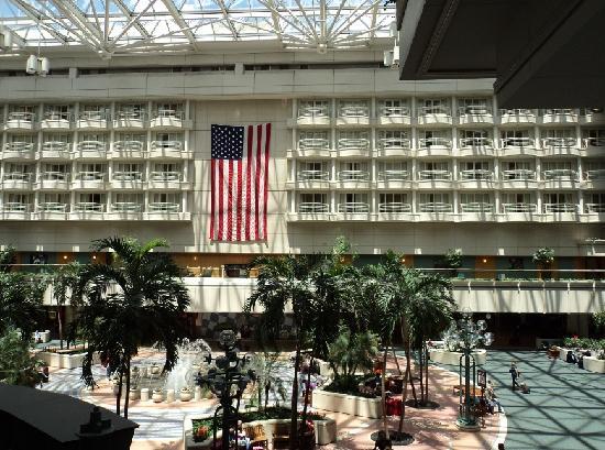 Hyatt Regency Orlando International Airport: Hyatt