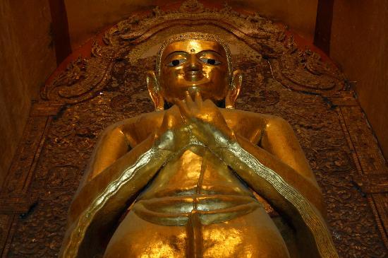 วิหารอนันดา: Buda en Ananda Temple