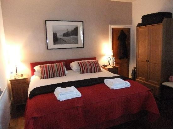 The Bakehouse B&B: Bedroom