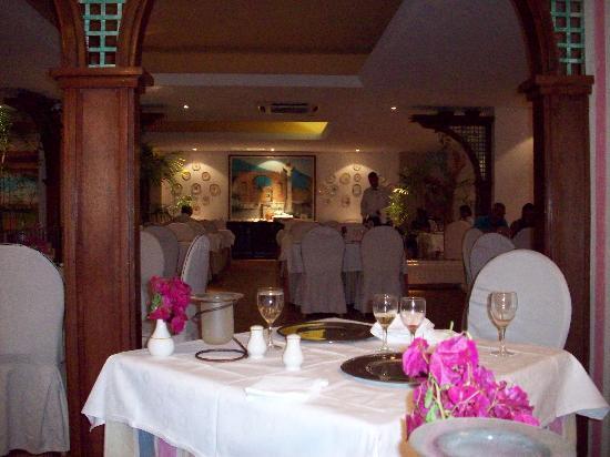 Sol Palmeras: restaurante