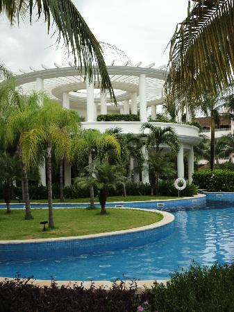 Excellence Riviera Cancun: The spa