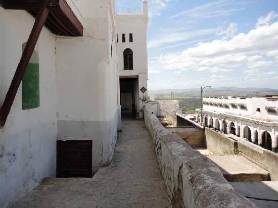 Dar Ines Moulay Idriss: Lane to Dar Ines