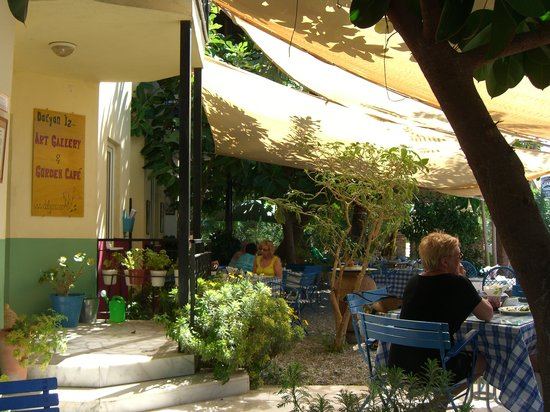 Dalyan Iz Cafe : Heaven