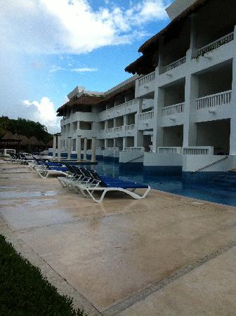 Grand Riviera Princess All Suites Resort & Spa: Other swim up suites.