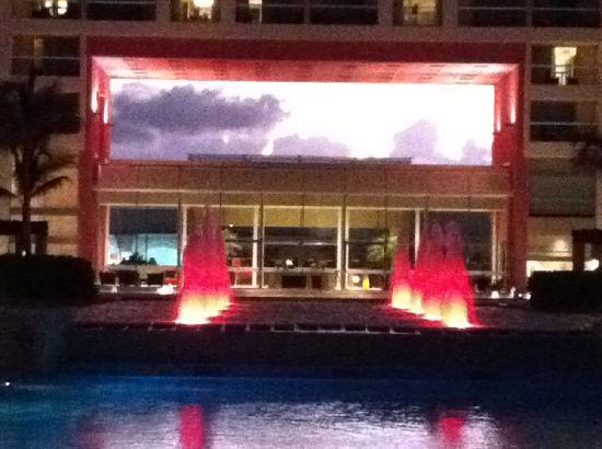 The Westin Lagunamar Ocean Resort Villas & Spa, Cancun: lobby