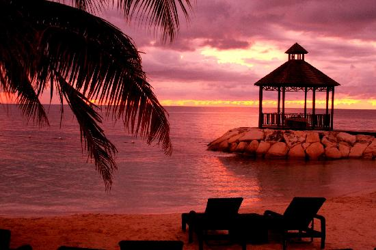 Secrets Wild Orchid Montego Bay: Beautiful Sunsets