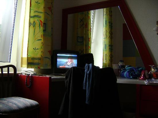 Rheinhotel Lamm: room 17