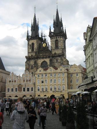 Prague Top Tour: The old marketplace