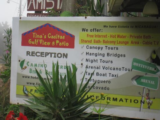 Camino Verde Bed & Breakfast Monteverde: 3ra foto del hotel