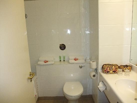 Alton Towers Hotel: Bathroom