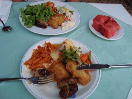 Crown Resorts Henipa: food