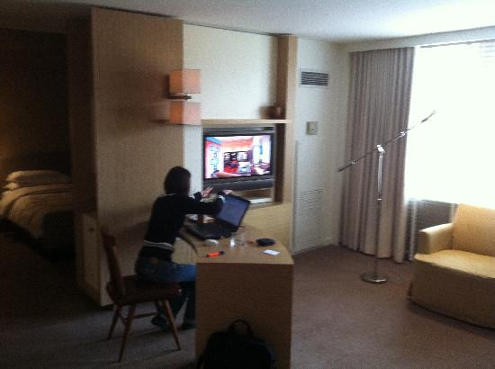 Park Hyatt Washington D.C.: Sitting room