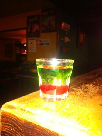 nIrish Pub: druid  atmosfera
