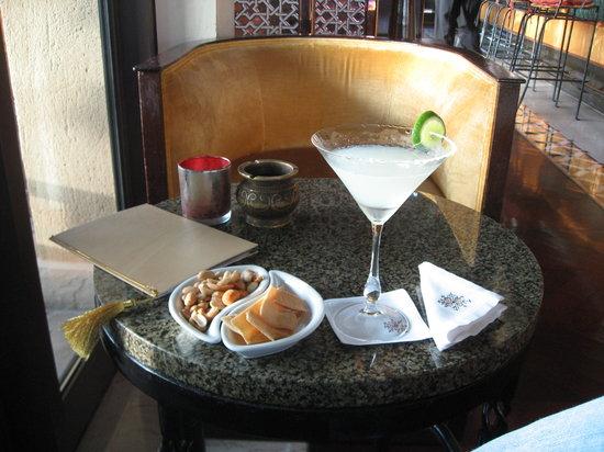 margarita au Bahri Bar
