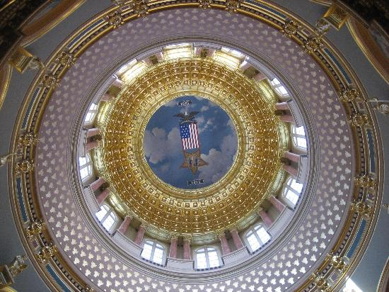 Capitol Building : Dome