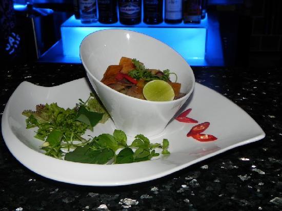 Green Mango Restaurant: Green Mango cao lau