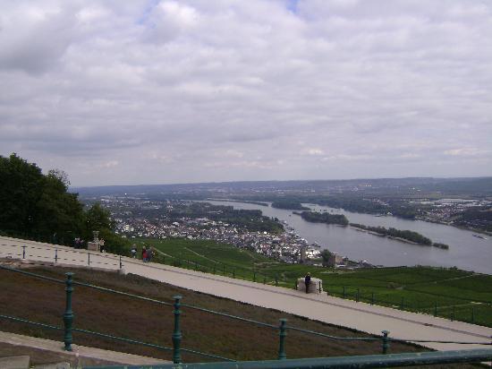 Ruedesheim am Rhein, เยอรมนี: fantastic view
