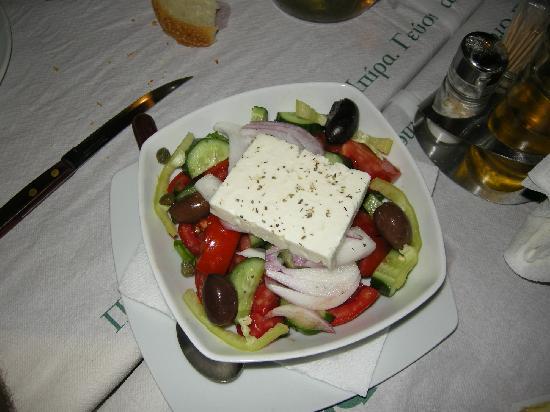 Agapi Restaurant: feta