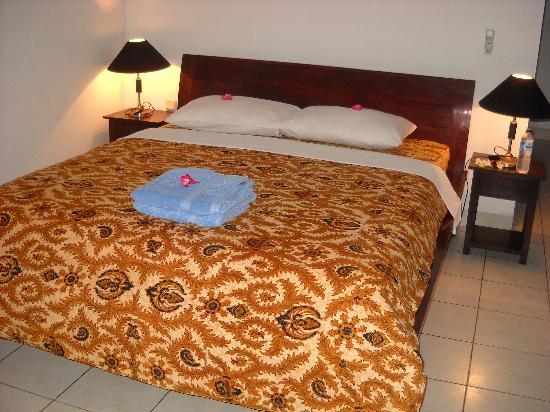 Kebun Impian: Notre chambre