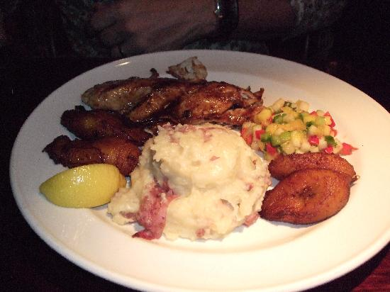 Bahama Breeze: Tilapia