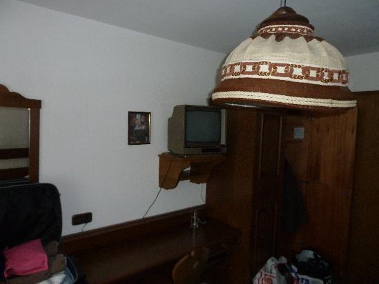 Hotel Buckmann: Oude kamers