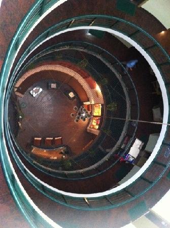 Parklane Hotel: atrium