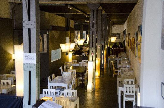 Juana M: Restaurant
