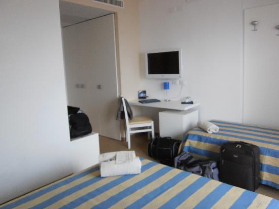 Adriatic Palace Hotel: Zimmeransicht