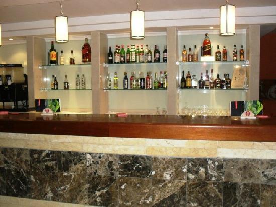 Sol Palmeras: El lobby bar