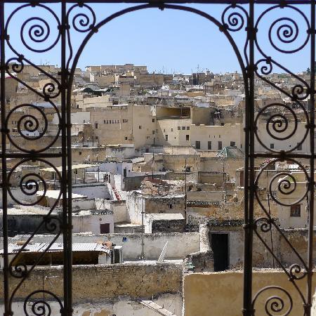 Dar Sienna: Rooftop view