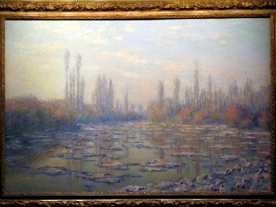 Shelburne Museum: An original Monet