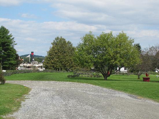 Shelburne Museum: Museum grounds
