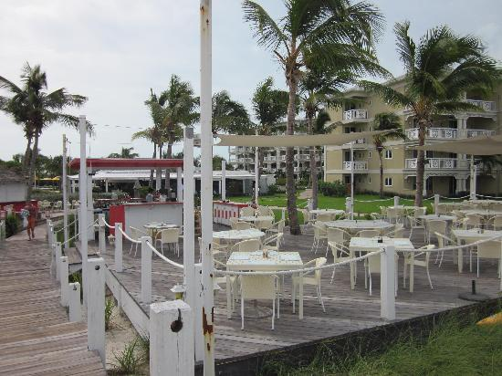 Mango Reef: a great dining experience