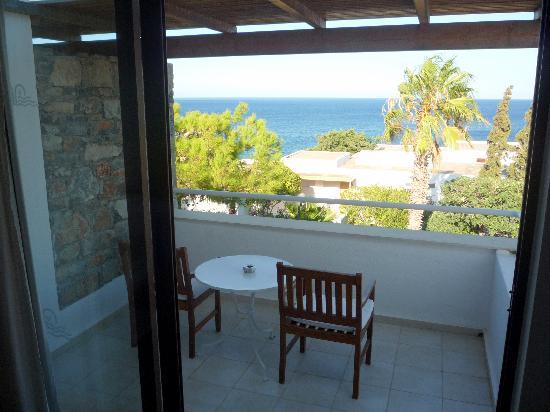 St. Nicolas Bay Resort Hotel & Villas: Room Balcony