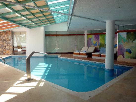St. Nicolas Bay Resort Hotel & Villas: hotel Spa